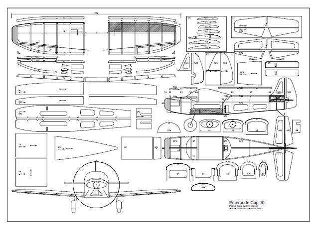 Emeraude Cap-10 (oz3085) by Arno Diemer
