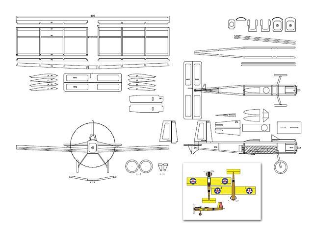 Evans Volksplane (oz3087) by Arno Diemer