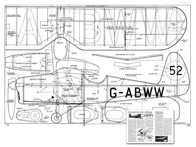 Comper Swift - plan thumbnail image