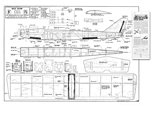Bazz Bomb - plan thumbnail image