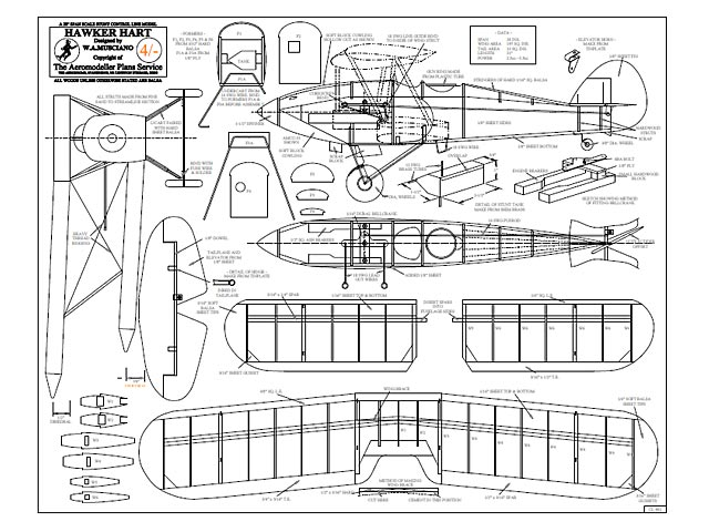 Hawker Hart - 3185