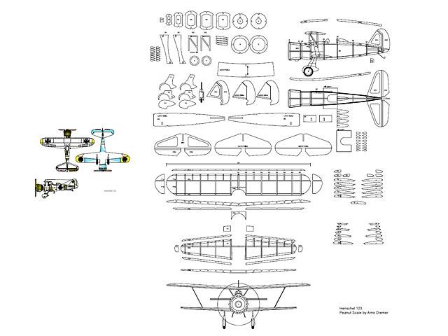 Henschel 123 - 3193