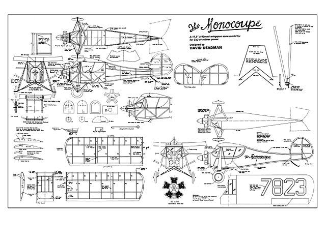 Velie Monocoupe - 3216