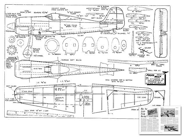Fw 190 - 3219