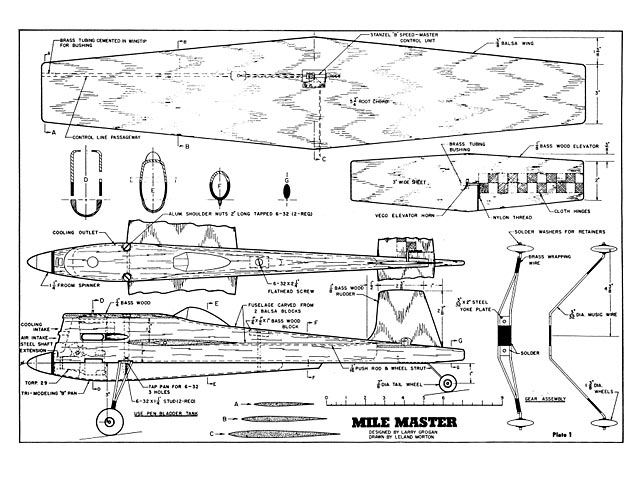 Mile Master - 3226
