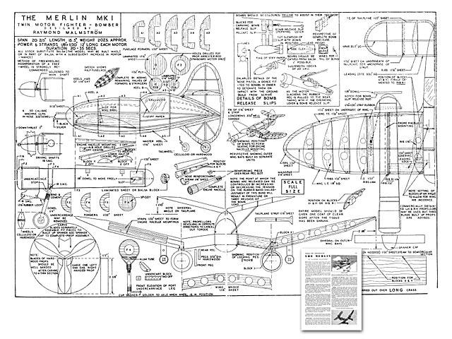 Merlin Mk1 - plan thumbnail image
