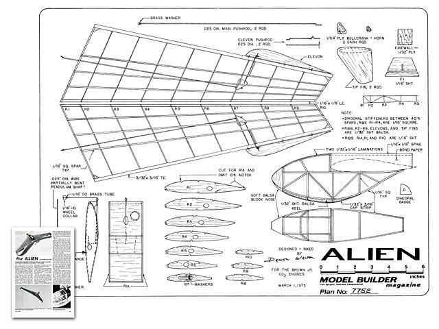Alien (oz3244) by Daniel Walton from Model Builder 1975