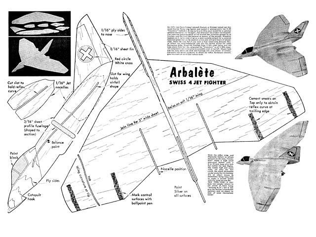 Arbalete - plan thumbnail image