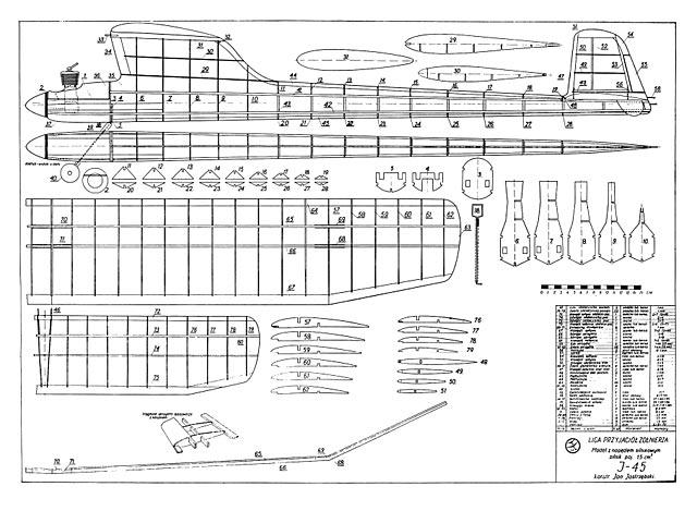 J-45 (oz3442) by Jan Jastrzebski 1955