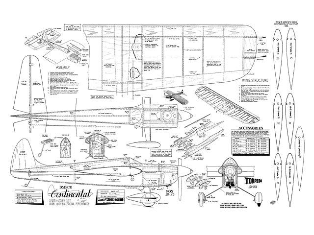Continental - plan thumbnail image