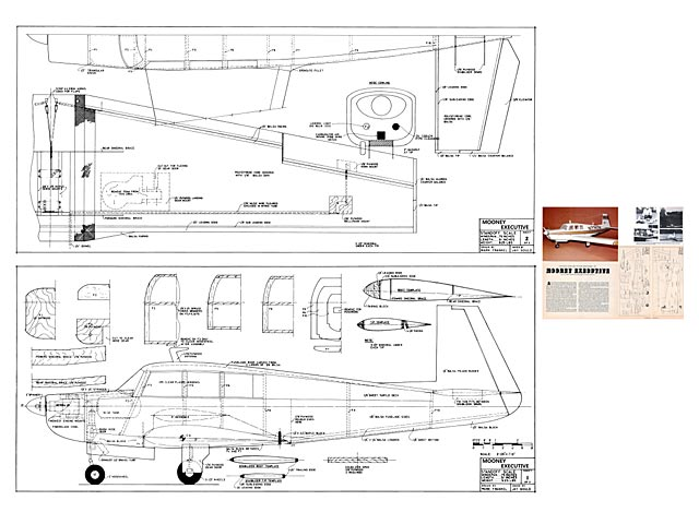 Mooney Executive - plan thumbnail image