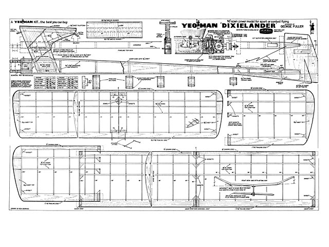 Dixielander - plan thumbnail image