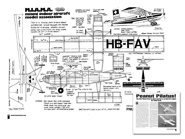 Pilatus Porter Plan Free Download Outerzone