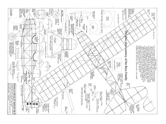 Oz   Nicholas Beazley Barling Nb-3 Plan
