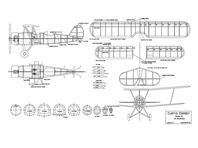 Curtiss Osprey (oz4083) by Jim Wilkerson
