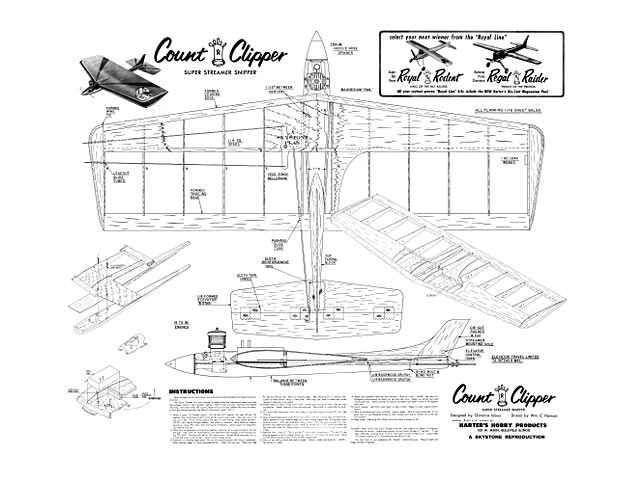 Count Clipper - 4176