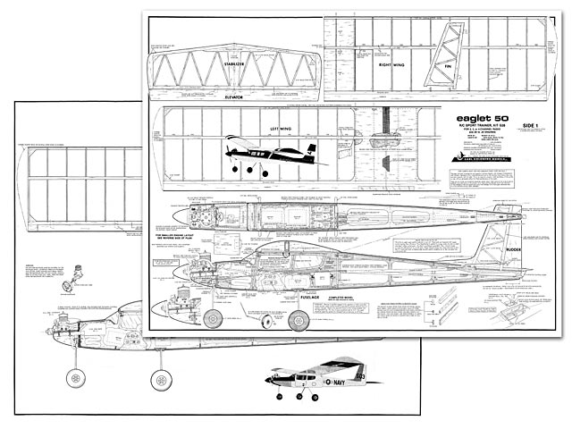 Eaglet 50 - plan thumbnail image