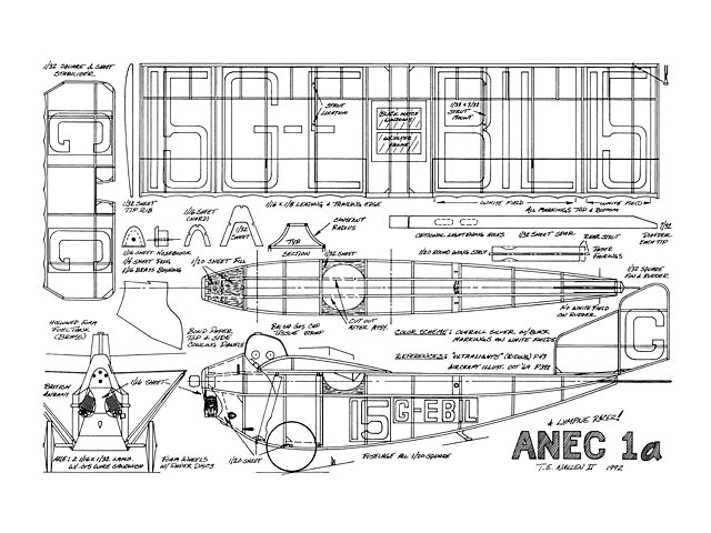 ANEC 1a (oz4198) by Tom Nallen from Model Builder 1994