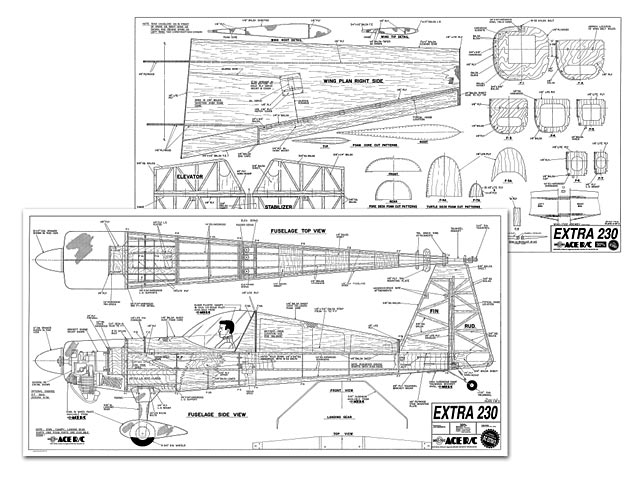 Extra 230 - plan thumbnail image