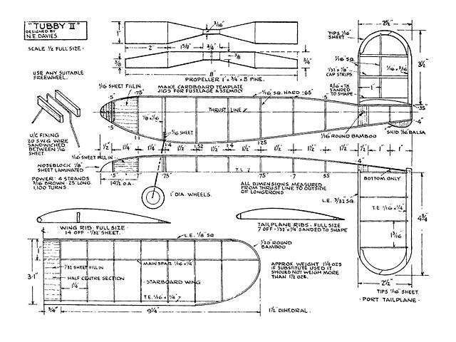 Tubby II - plan thumbnail image