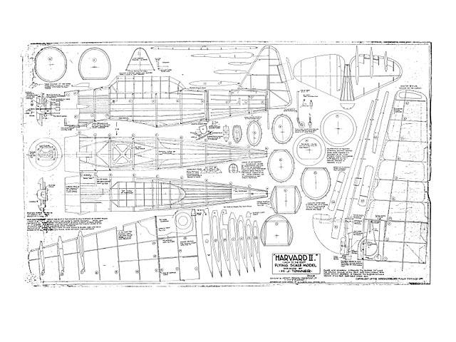Harvard II - plan thumbnail image