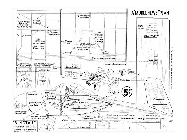 Ringtail - plan thumbnail image