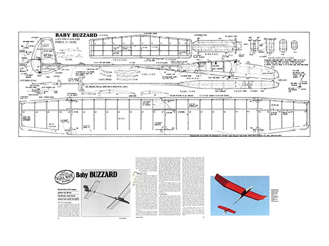 Baby Buzzard - plan thumbnail image