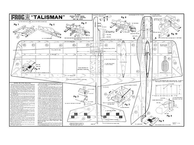 Talisman - plan thumbnail image