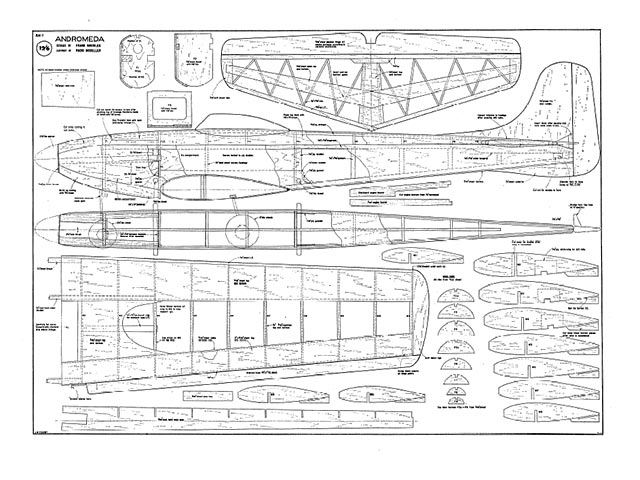 Andromeda - plan thumbnail image