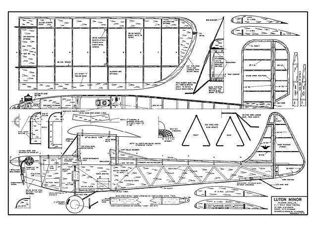 Luton Minor - plan thumbnail image