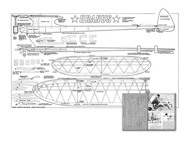 Uranus - plan thumbnail image