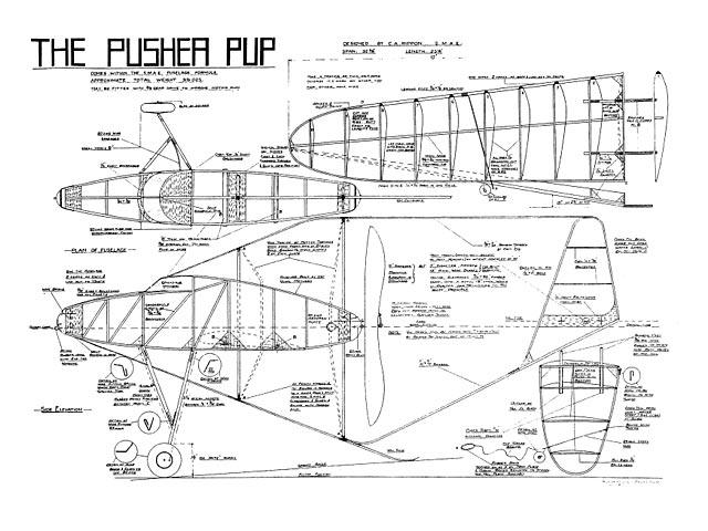 Pusher Pup - plan thumbnail image