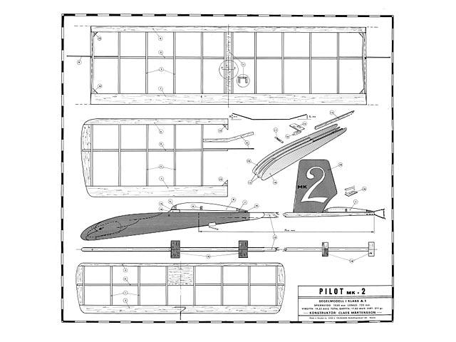Pilot Mk2 (oz4588) by Claes Martensson from Sven E Truedsson