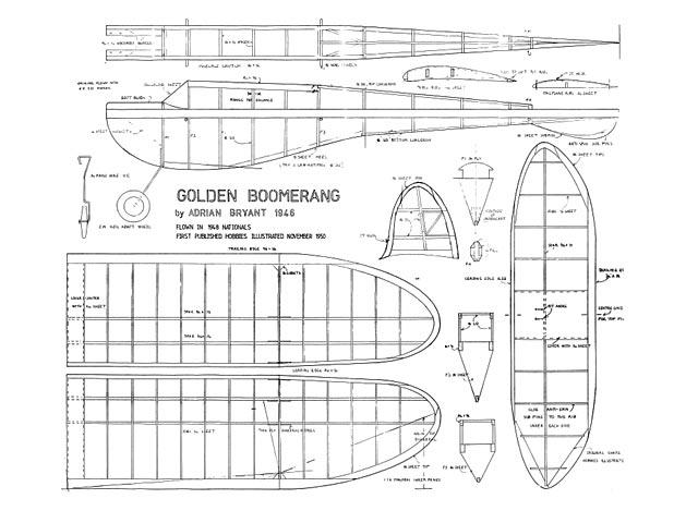 Golden Boomerang - plan thumbnail image
