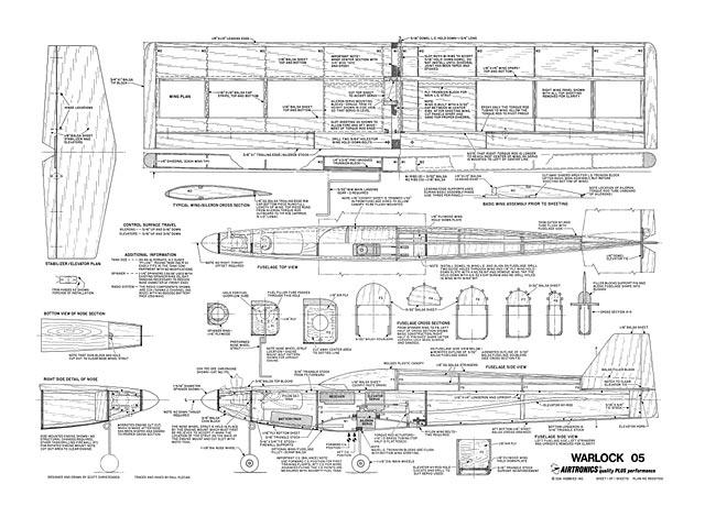 Warlock 05 - plan thumbnail image