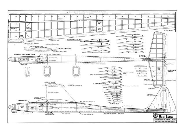 Maxi Sailer - plan thumbnail image