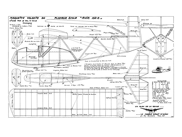 Avia 152-A - plan thumbnail image