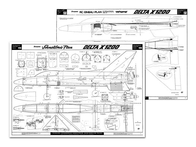 Delta X1200 - plan thumbnail image