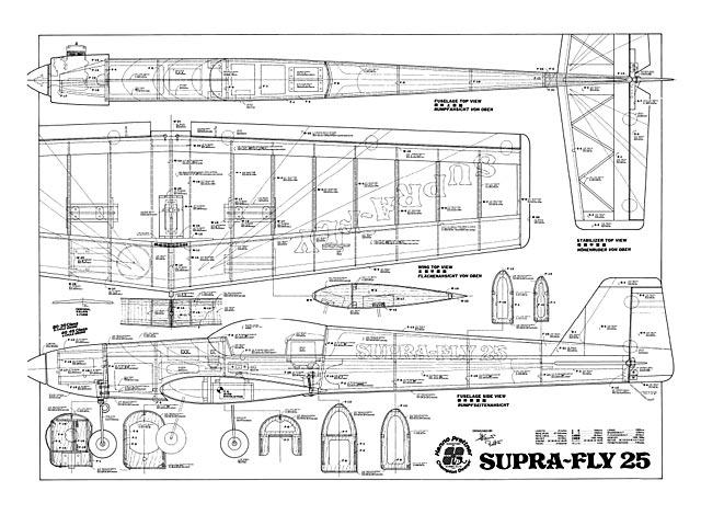 Supra-Fly 25 - plan thumbnail image