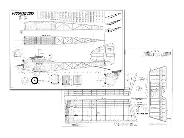 Vicomte 1915 - plan thumbnail image