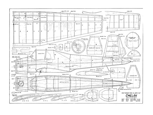 Cmelak - plan thumbnail image