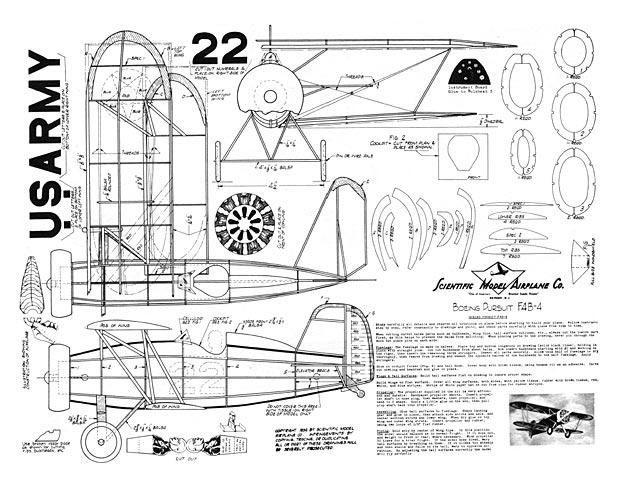 Boeing F4B-4 (oz514) from Scientific
