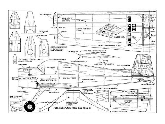 .099 Sportliner - plan thumbnail image