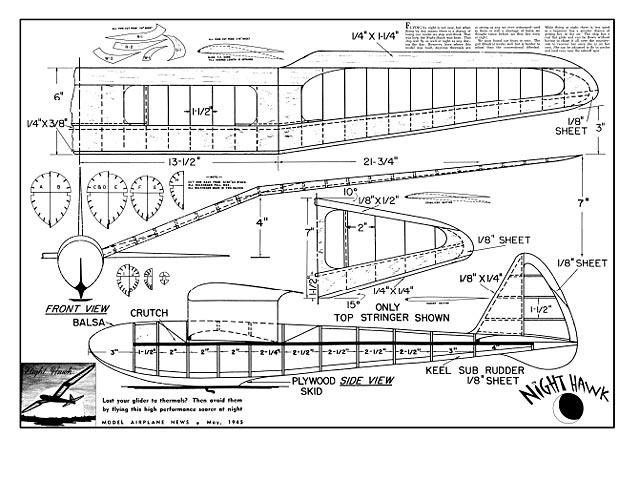 Night Hawk - plan thumbnail image