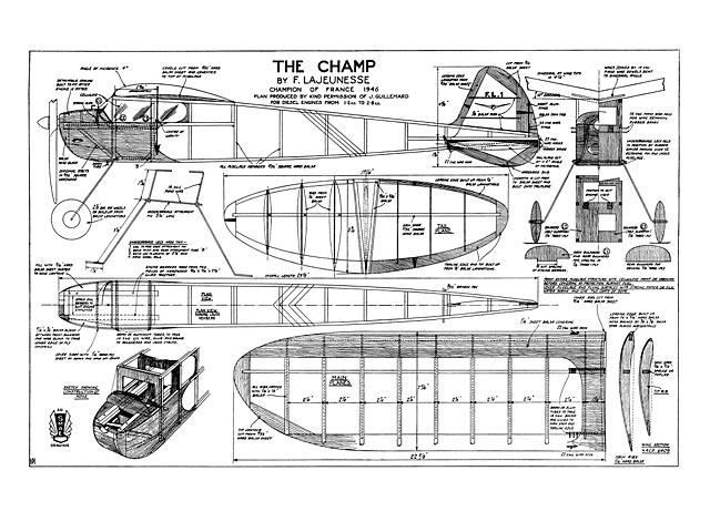 Champ - plan thumbnail image