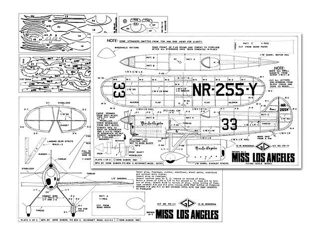 Miss Los Angeles (oz5281) by Gene Dubois 1981