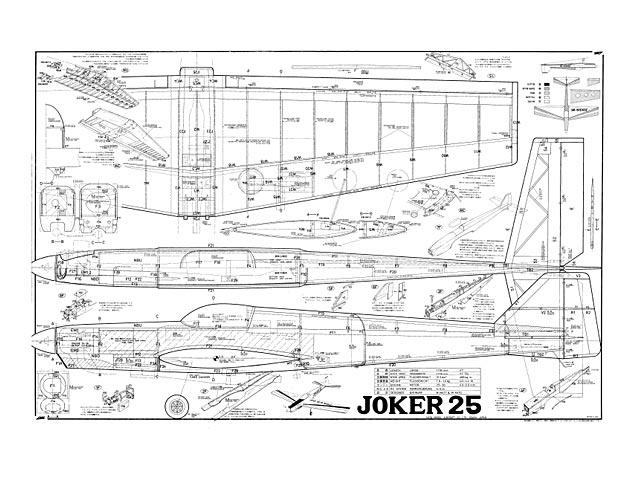 Joker 25 - plan thumbnail image