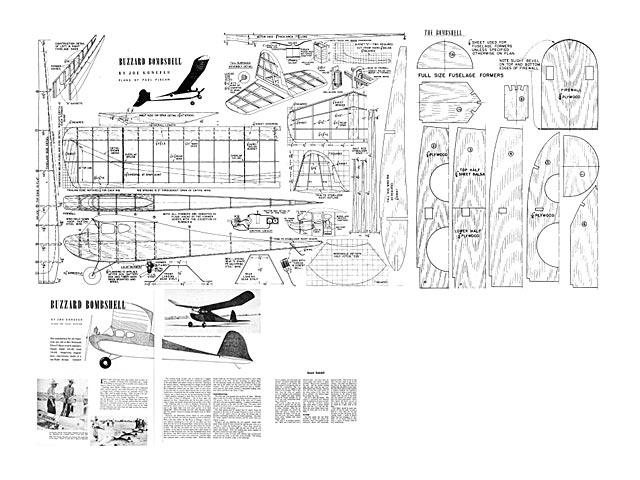 Buzzard Bombshell - plan thumbnail image