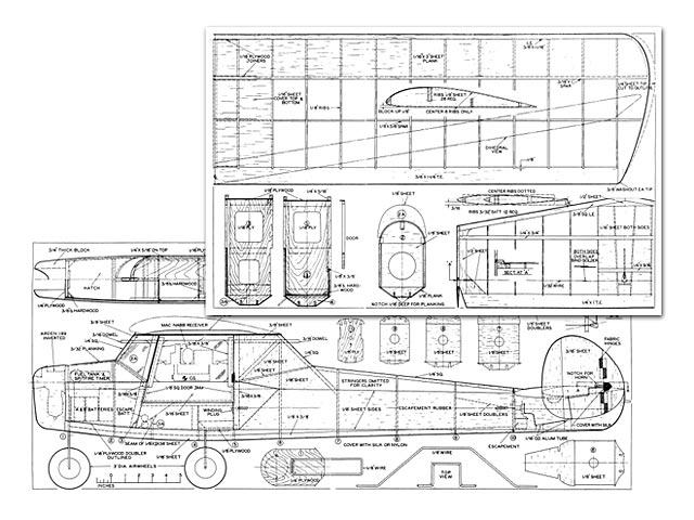 R/C Roamer - plan thumbnail image