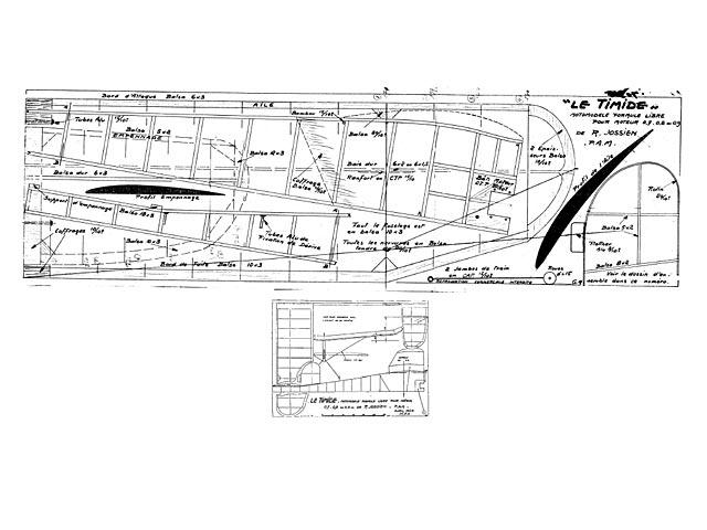 Le Timide - plan thumbnail image